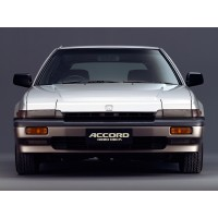 Accord (Ba/Ca) Sdn/Купе/Aerodeck, 11.85-12.89