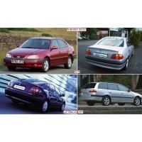 Avensis (T22), 01.00-03.03