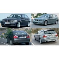 3 (E90/E91), Sdn 04-/Touring, 11.04-08.08
