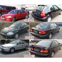 Civic 3-D (Ej/Ek) Hb/Sdn (Jp), 01.99-07.01
