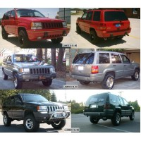 Grand Cherokee (Z) 93-96//96-98