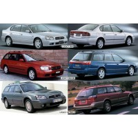 Legacy Outback, 01.00-08.03